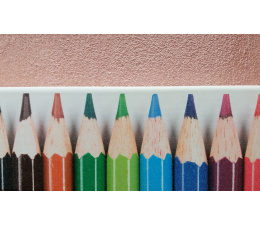 MDF Skirting Board Matt Pencils
