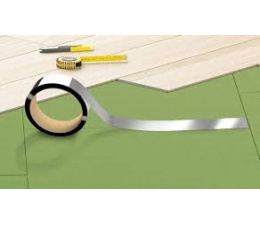 Aluminum covered self-adhesive tape TPP