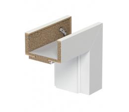 Porta SYSTEM ELEGANCE zawias chowany z regulacją 3D rozm. D, E (sciana 140-180mm)