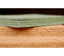 Basic Wood Underlay green 5mm 6.99sqm pack