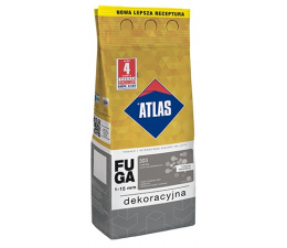 ATLAS DECORATIVE GROUT - glitter effect (1 - 15 mm)