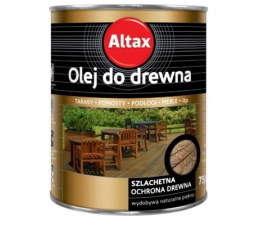 Altax oil for wood 0.75L