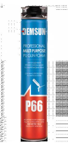 Demsun P66 Professional Multi Purpose Pu Gun Foam
