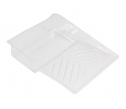 Cover for plastic tray