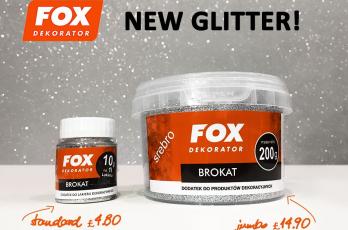 Glitter in jumbo size