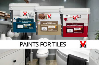 Tile Paint now available!