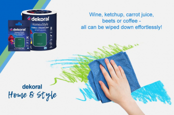 Ceramic Paint from Dekoral